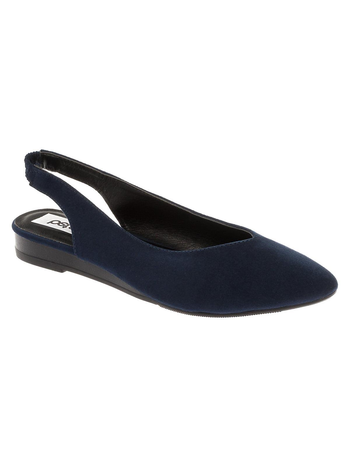 Туфли темно-синие   5696976