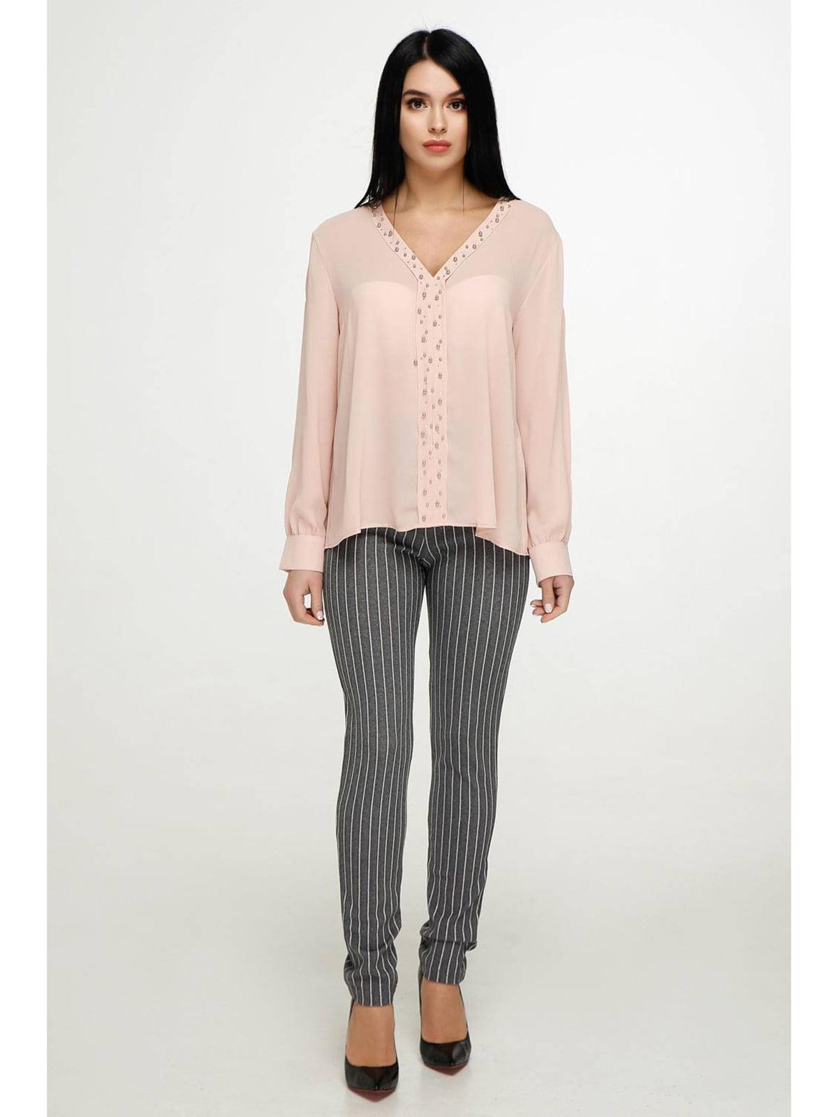 Блуза персикового цвета | 5699684