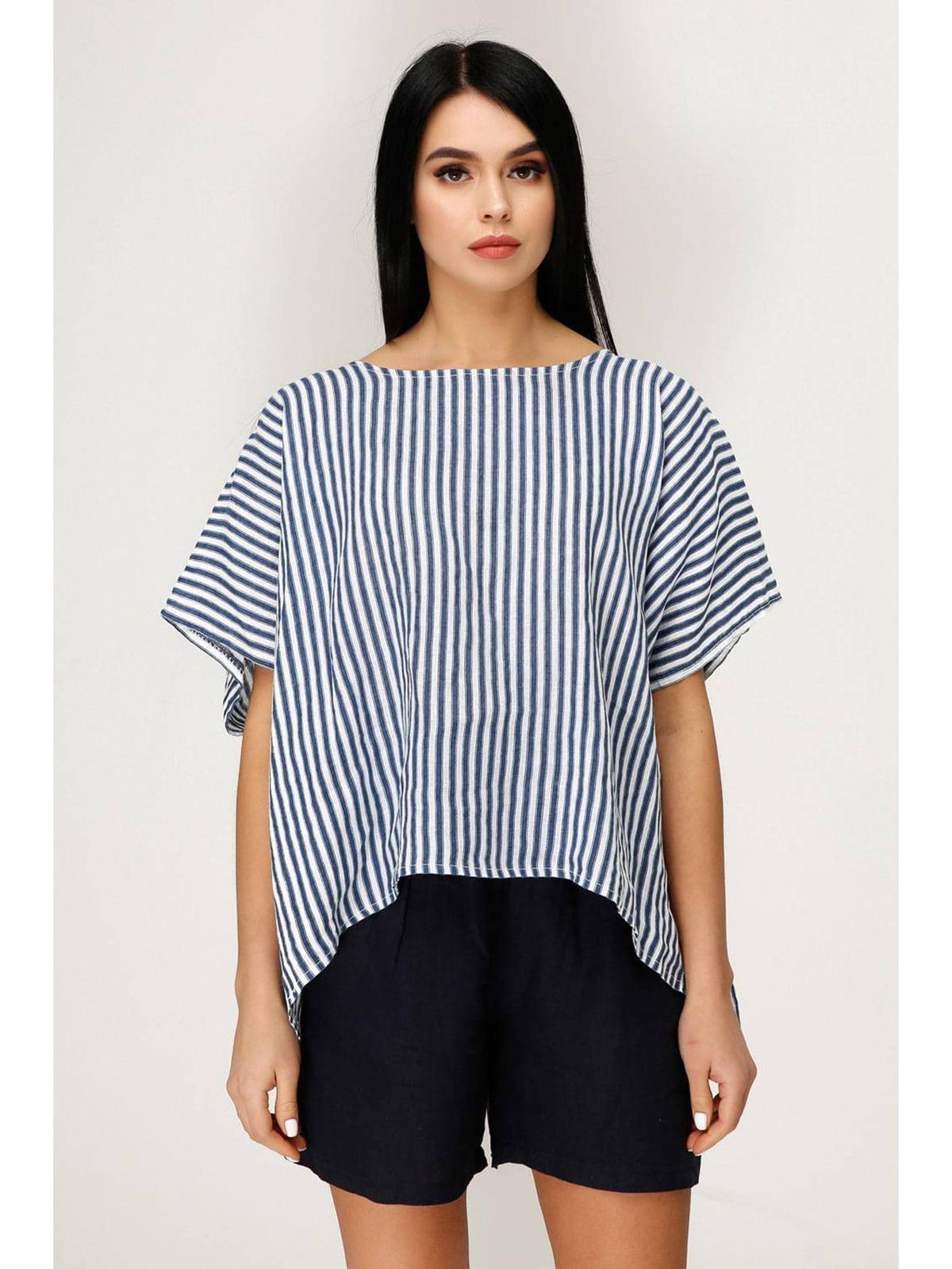 Блуза в полоску | 5699699