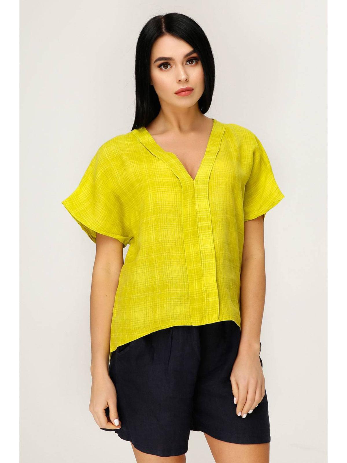 Блуза салатовая | 5699700