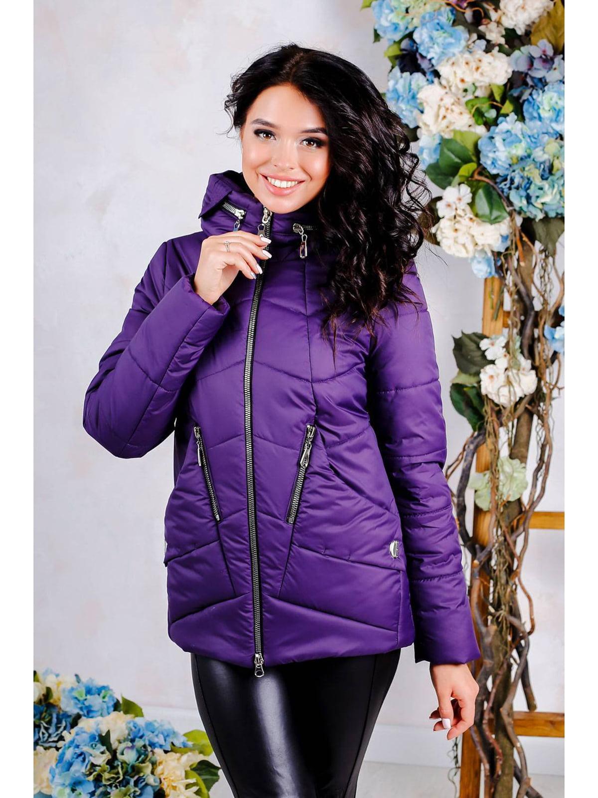 Куртка фиолетовая | 5699840