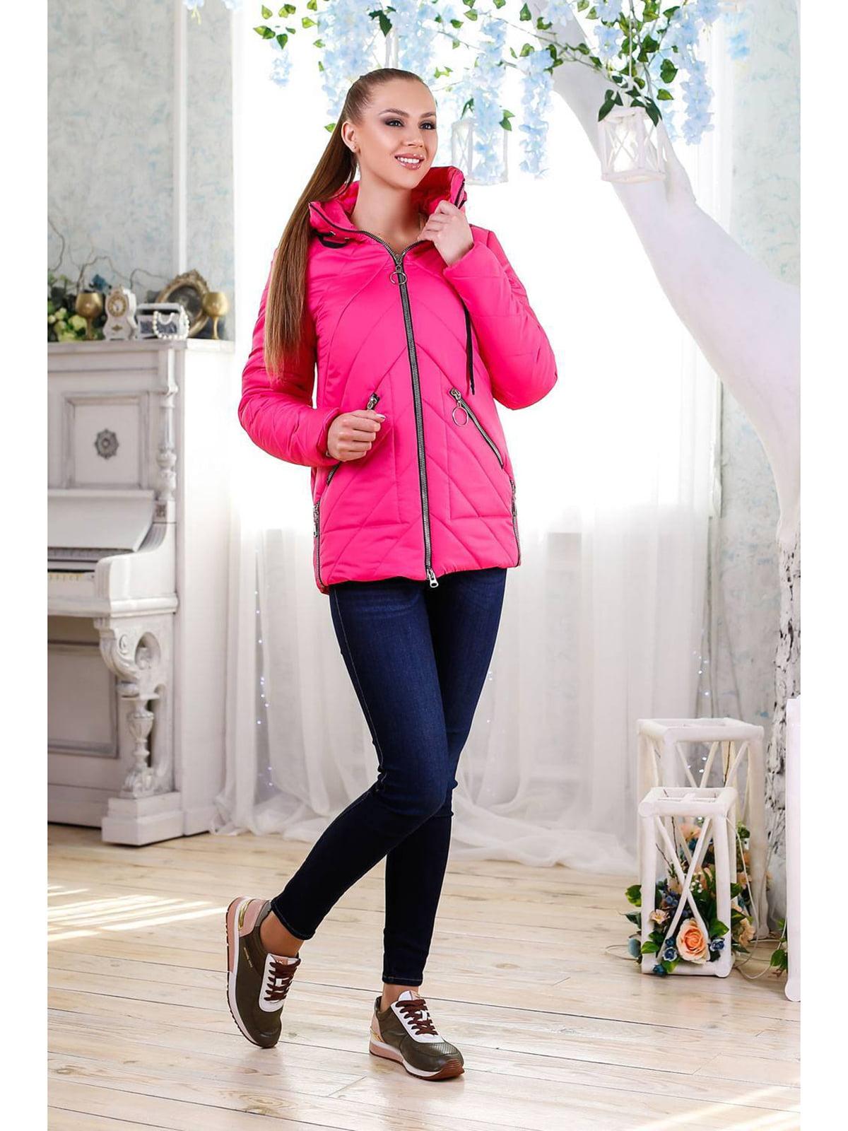 Куртка малиновая   5699842