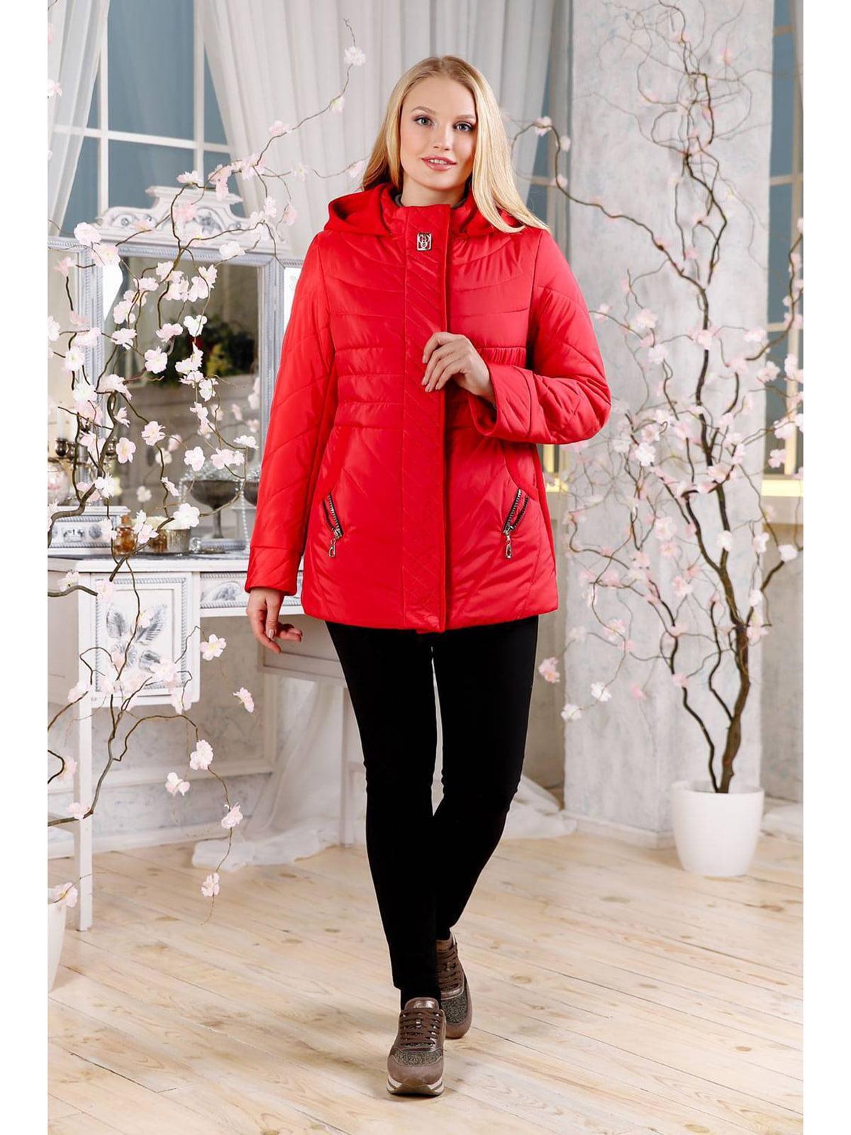 Куртка красная | 5699855