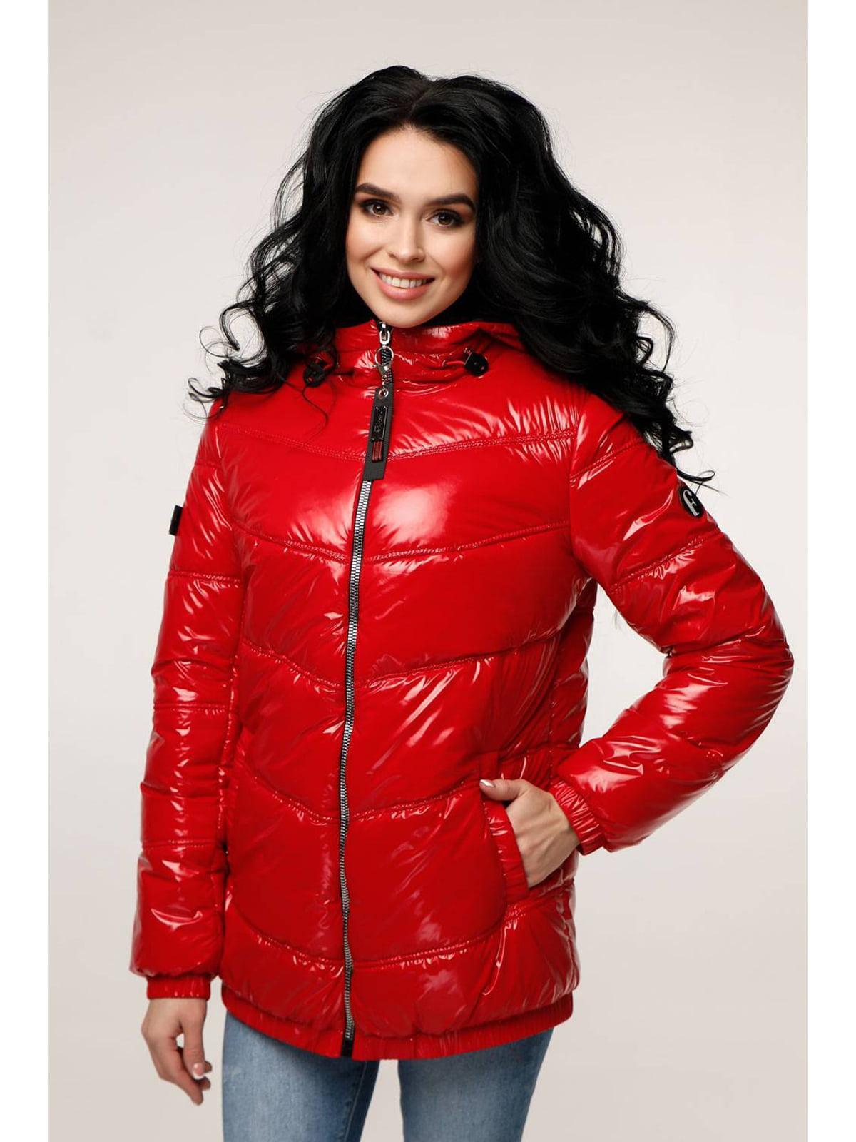 Куртка красная | 5699887