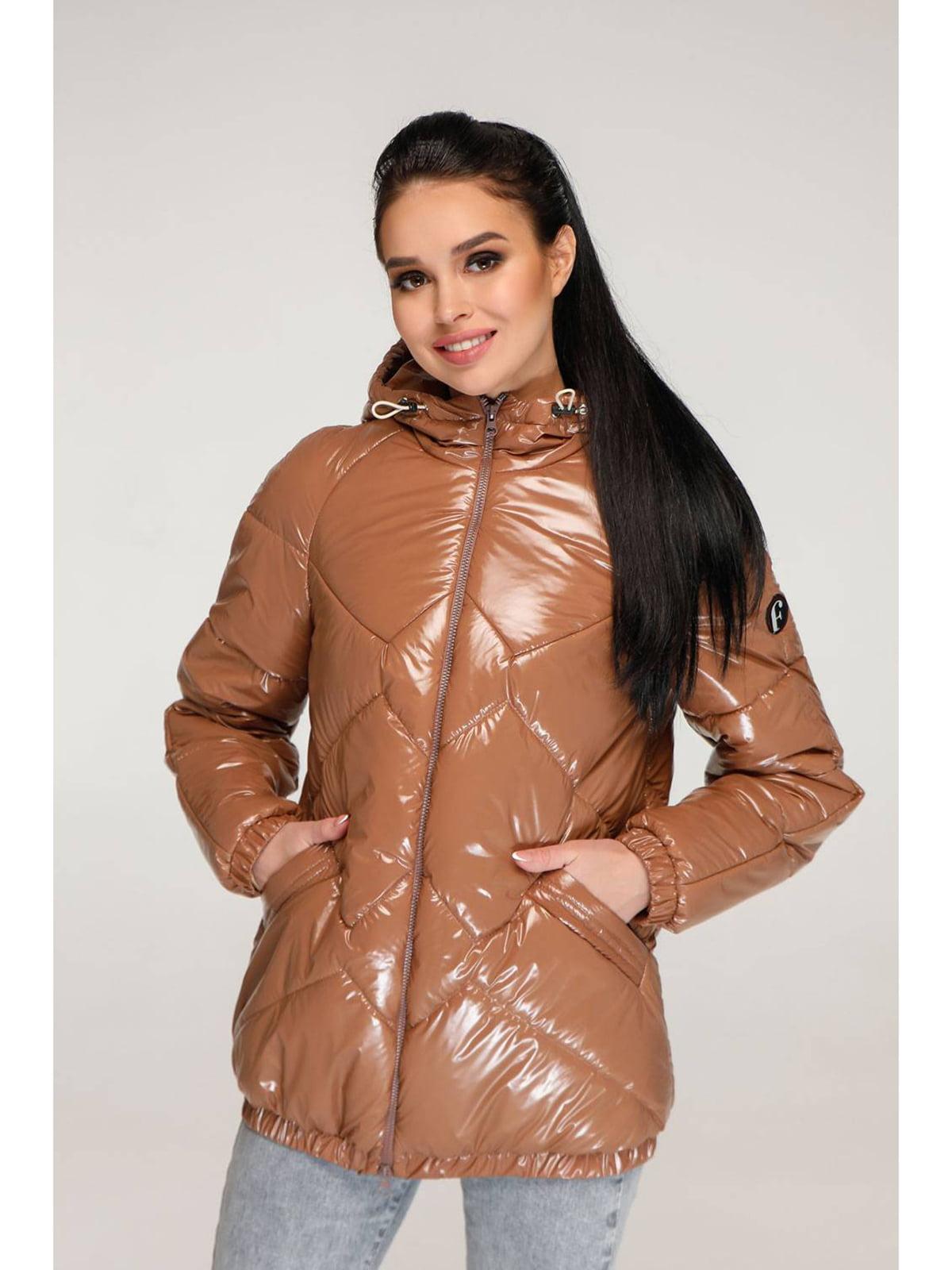 Куртка коричневая   5699898