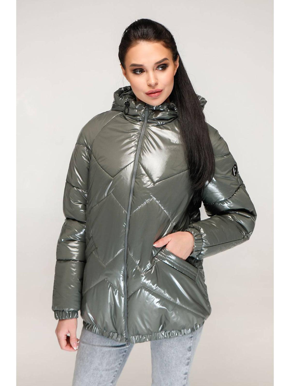 Куртка оливкового цвета | 5699900