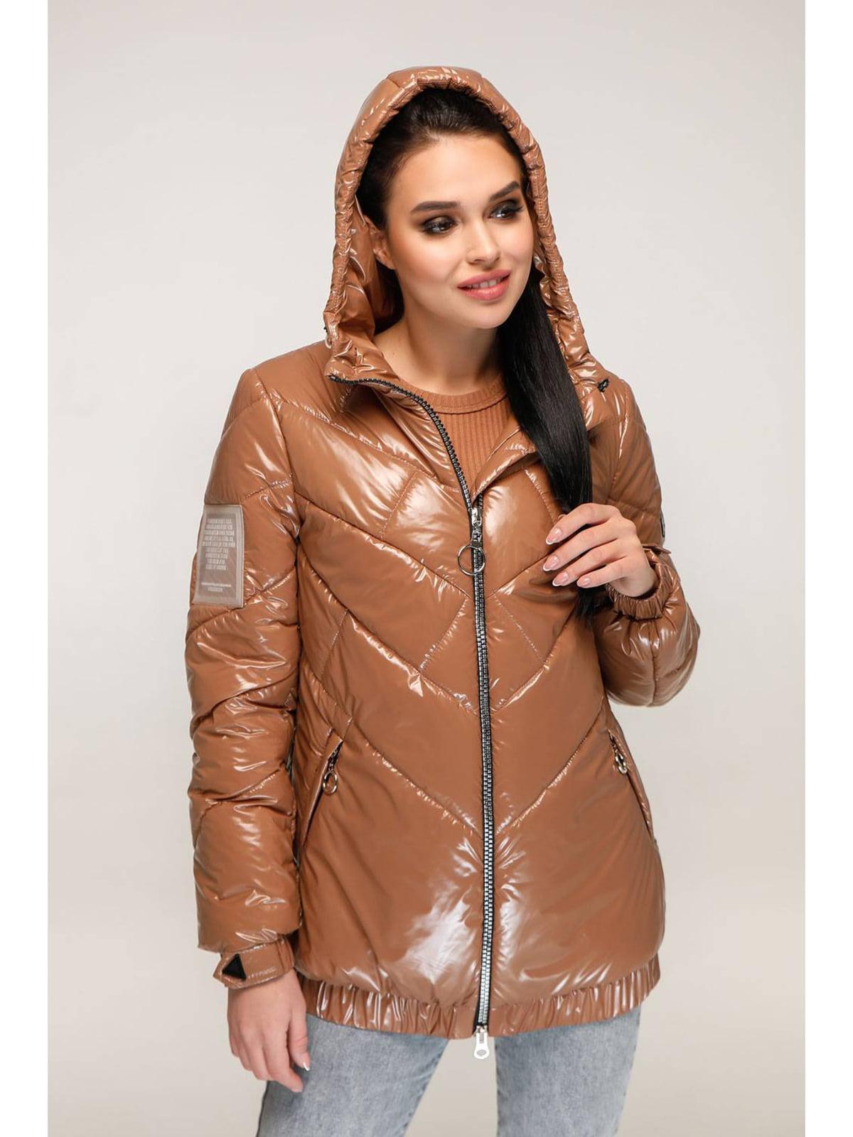 Куртка коричневая   5699908