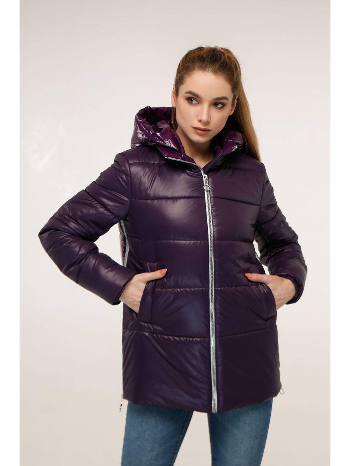 Куртка цвета индиго | 5699919