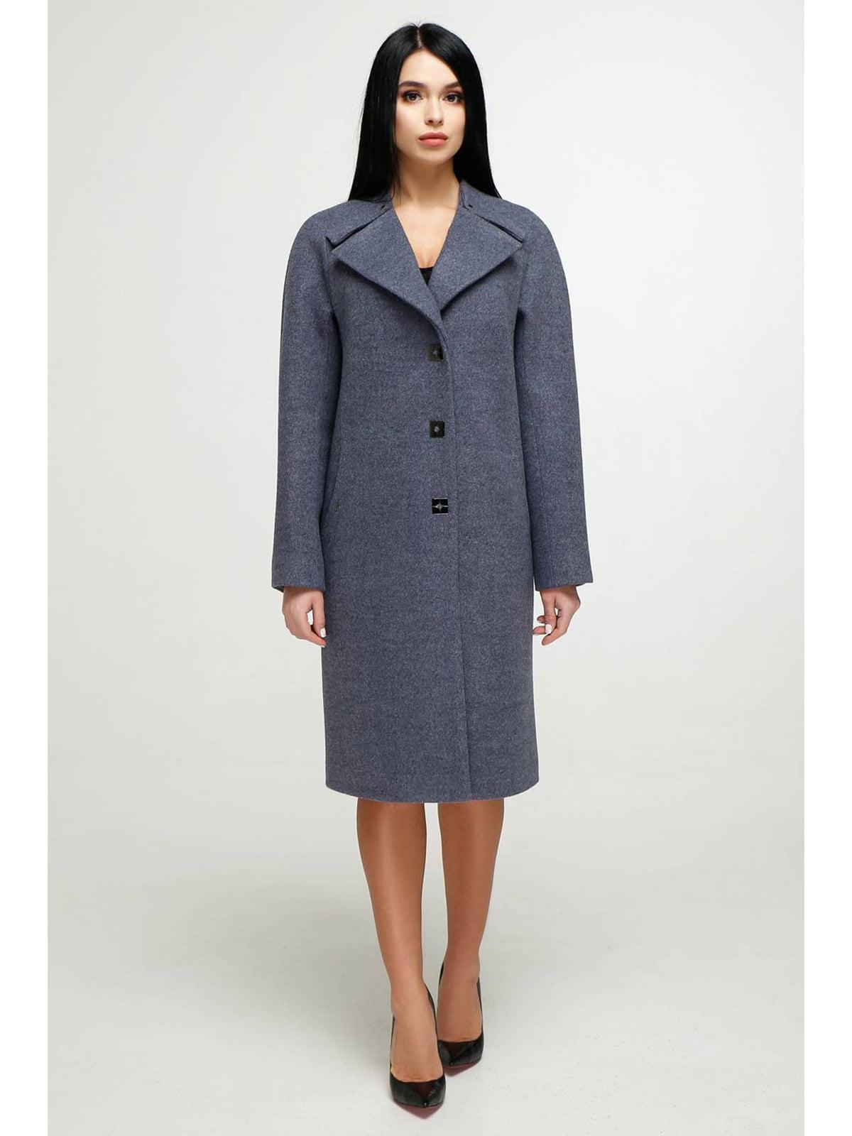 Пальто серое | 5700224