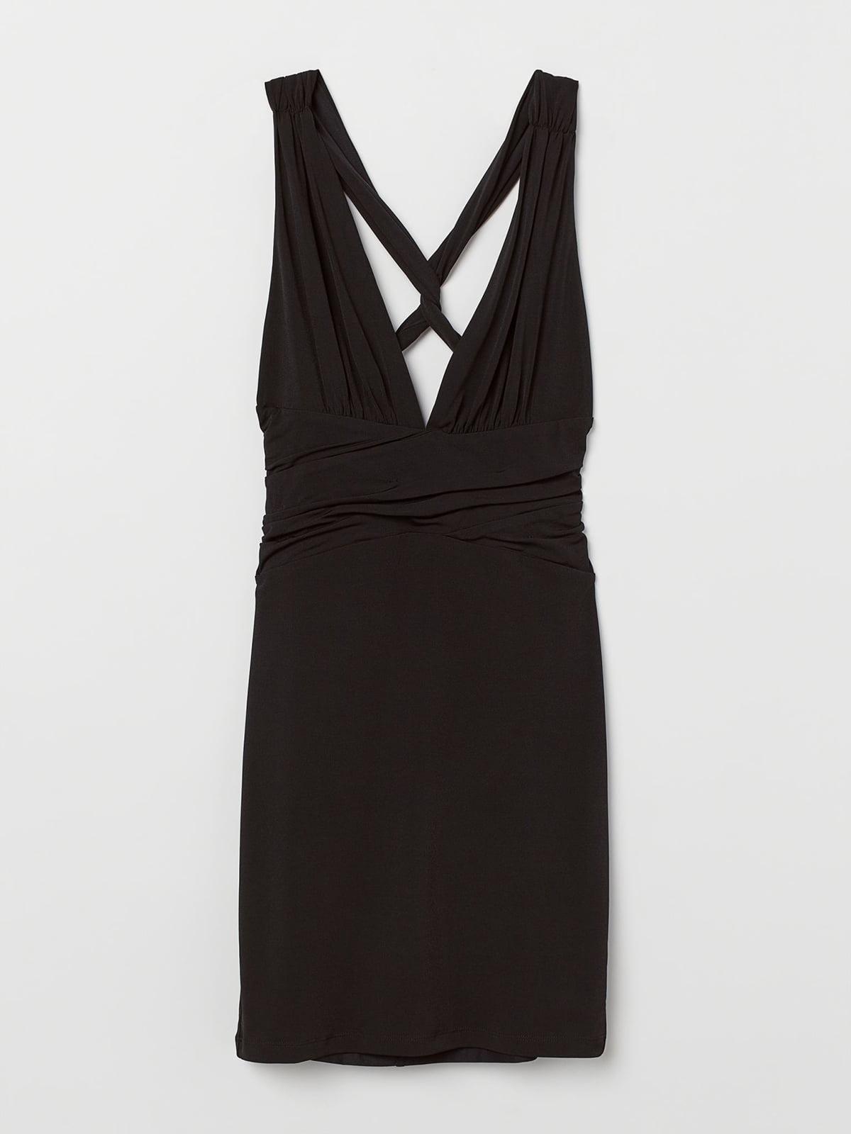 Платье черное | 5699584