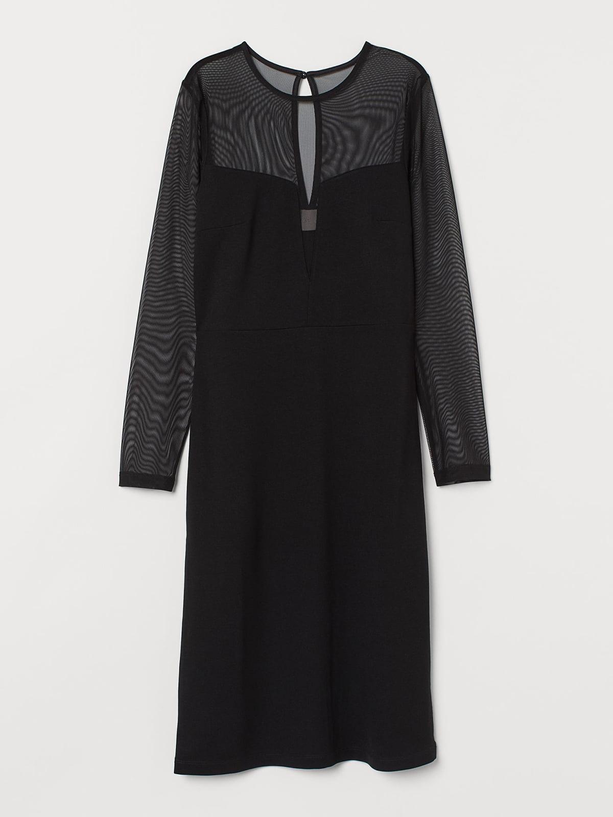 Платье черное | 5699595
