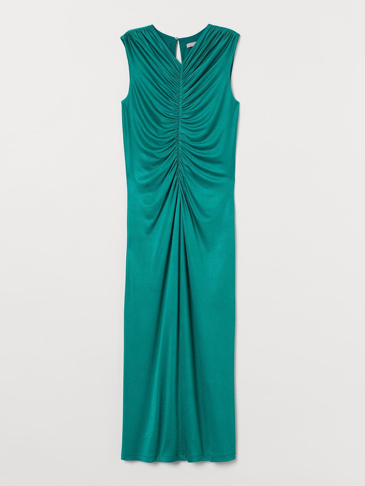 Платье зеленое | 5699597