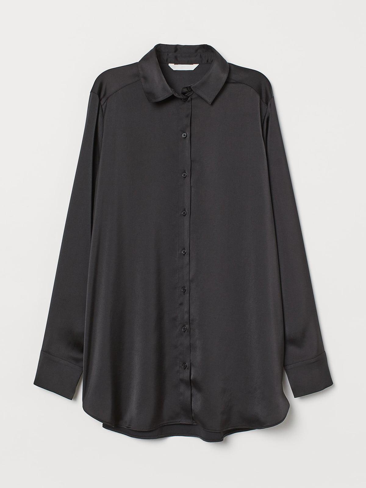 Блуза черная | 5699605