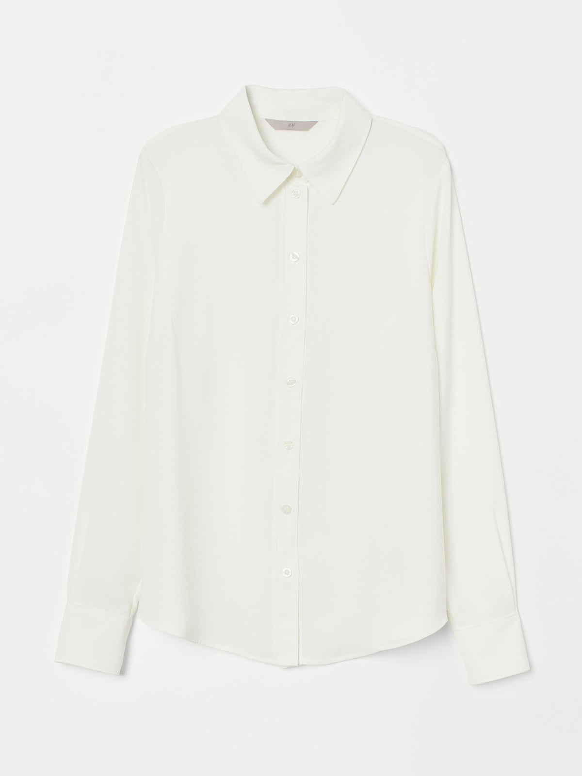 Рубашка белая | 5699607