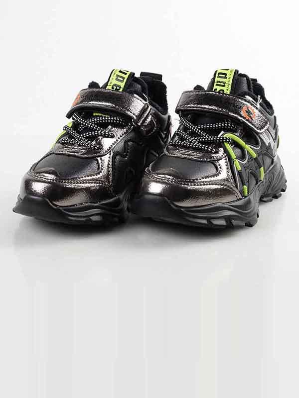 Кроссовки черные | 5645577