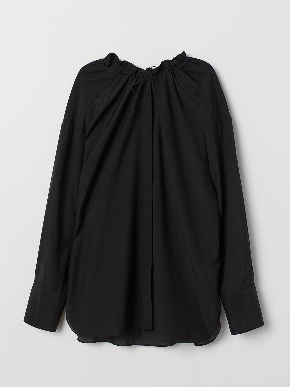 Блуза чорна   5704749