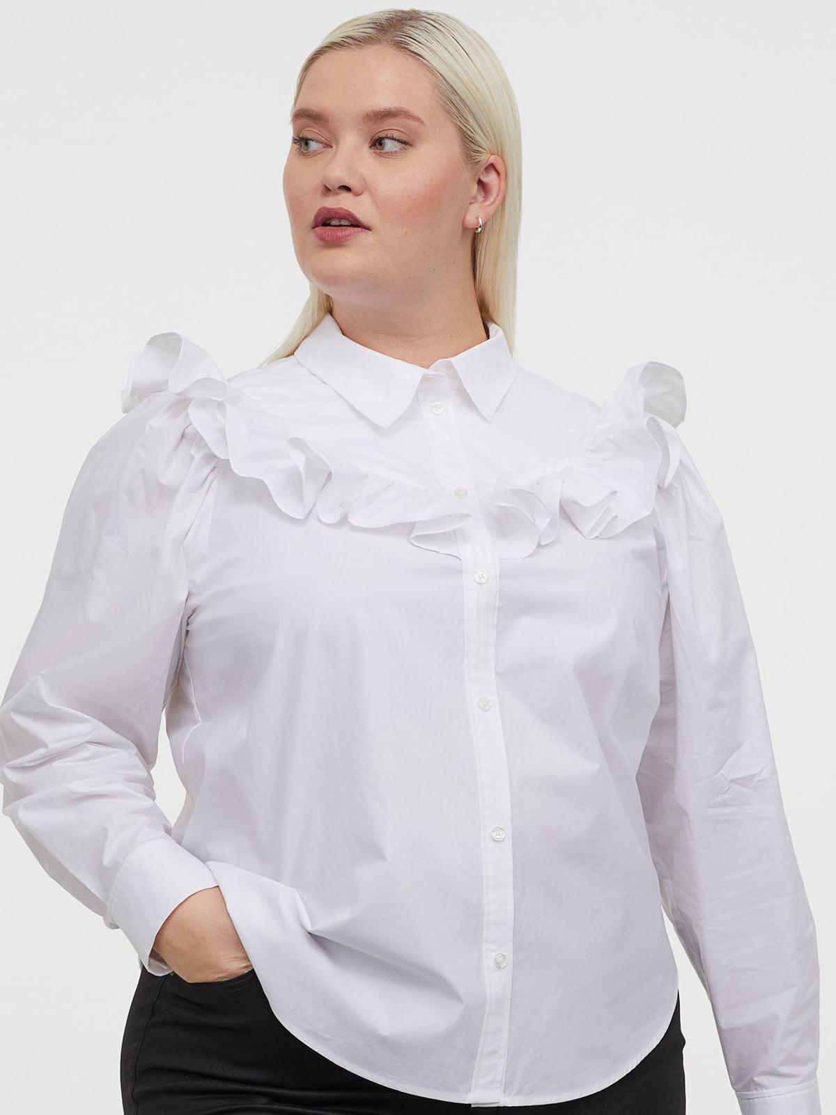 Сорочка біла | 5705007