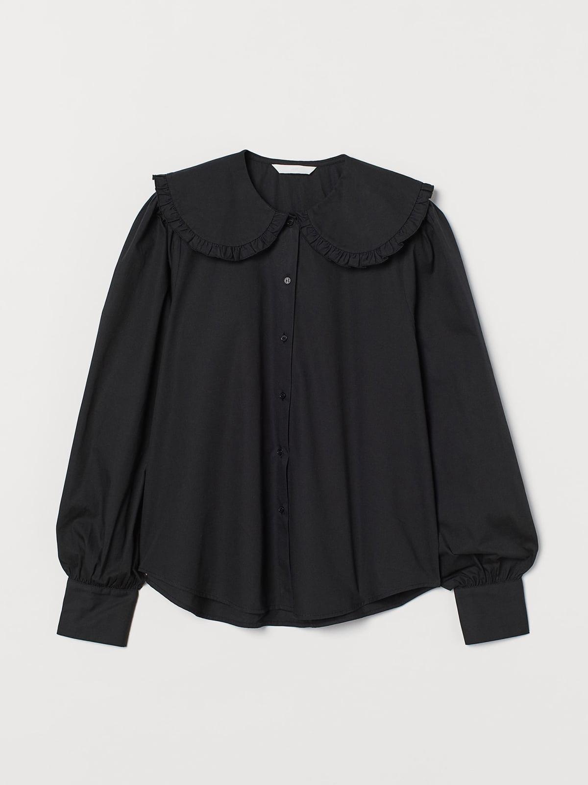 Блуза чорна | 5705091