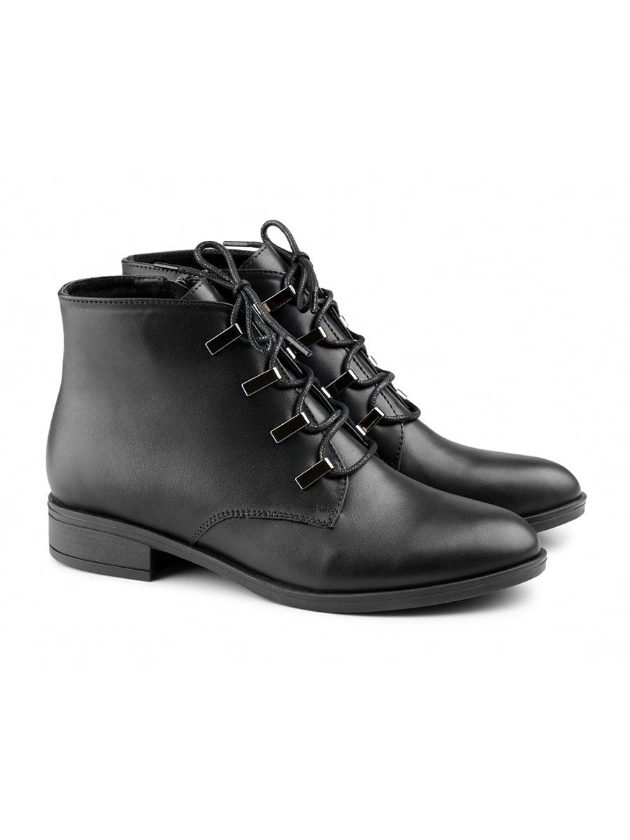 Ботинки черные | 5706572