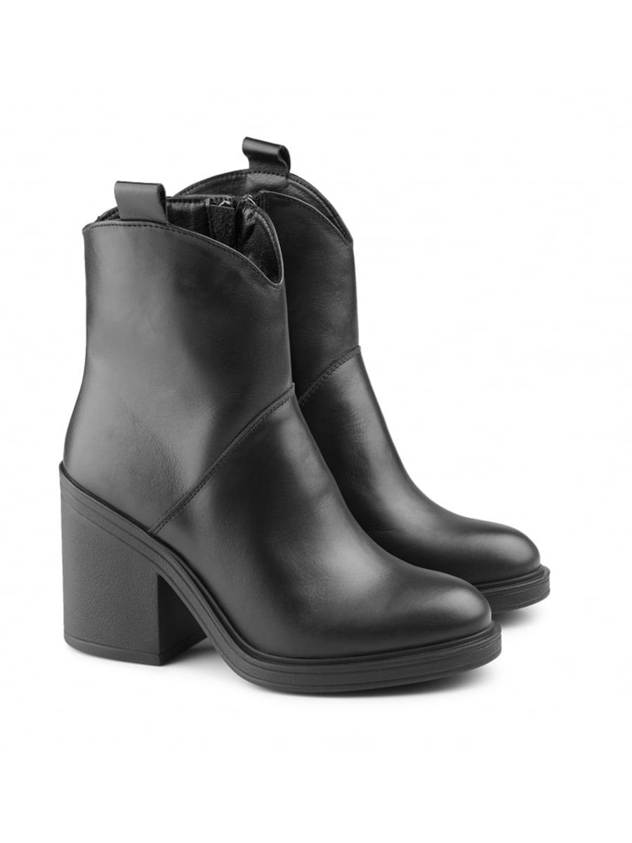 Ботинки черные | 5706575