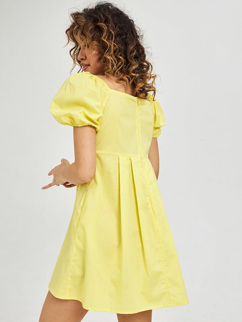 Сукня жовта | 5708547