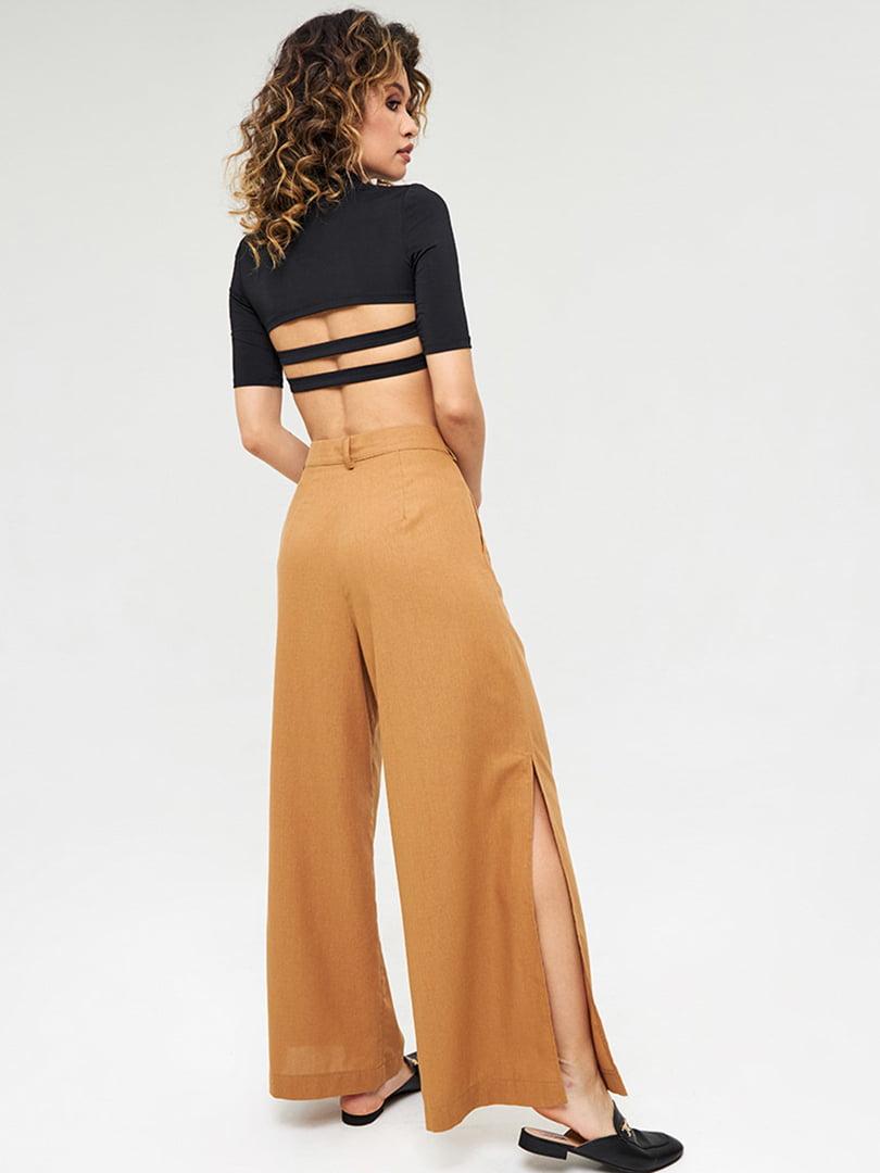 Штани карамельного кольору | 5708551