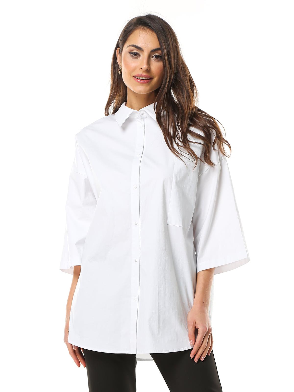 Рубашка белая | 5710127