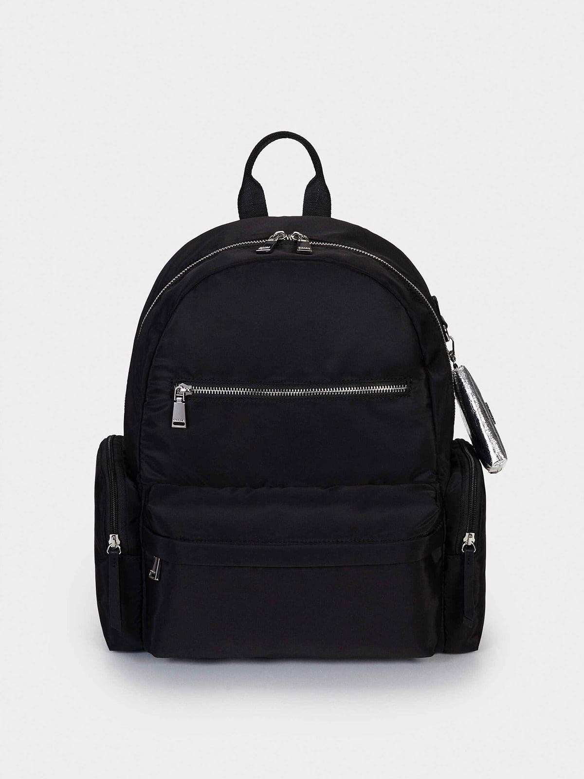 Рюкзак черный | 5710649