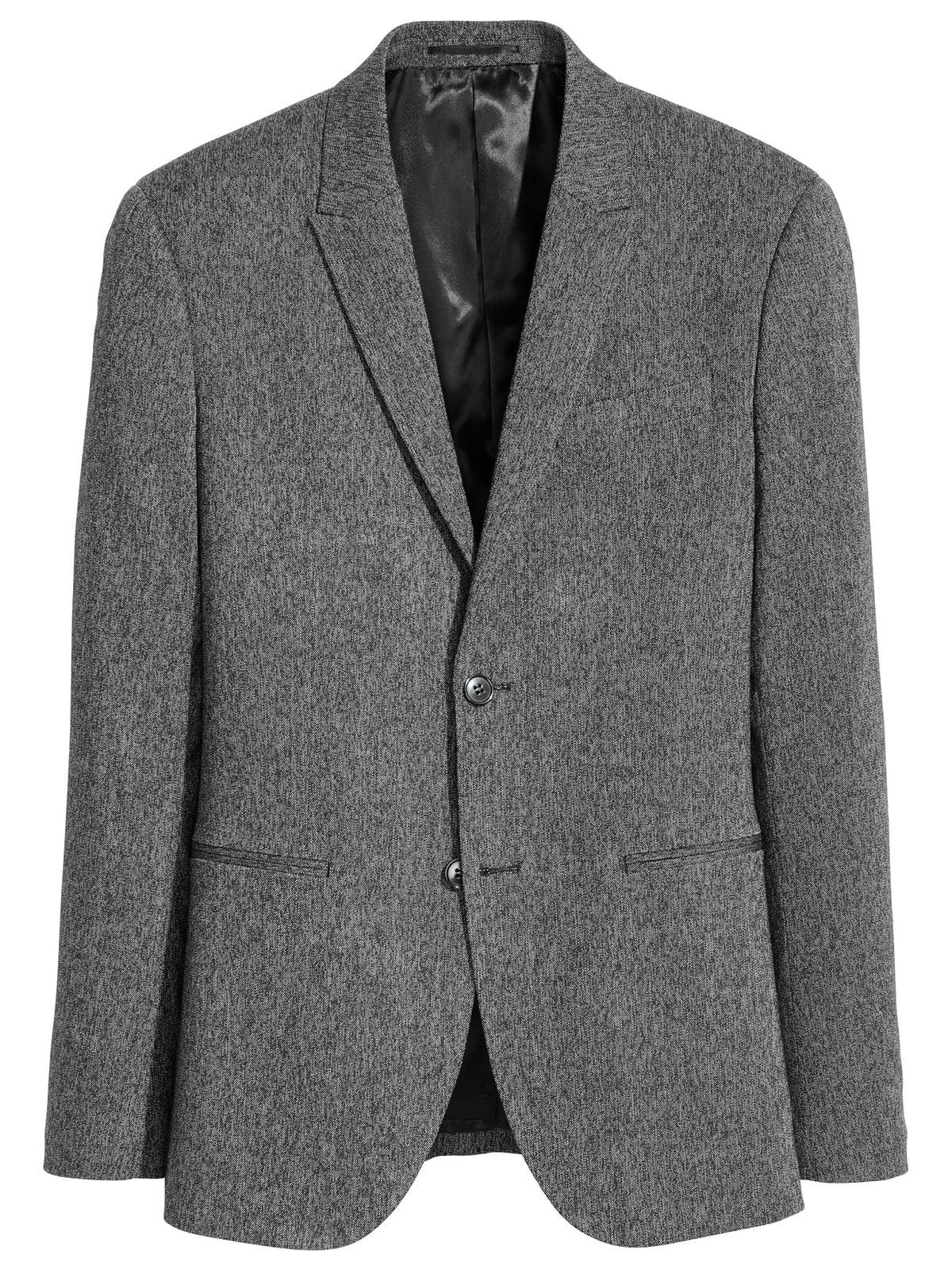 Пиджак темно-серый | 5711400
