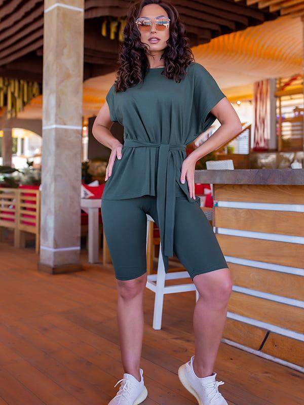 Костюм: блуза і бриджі | 5715190