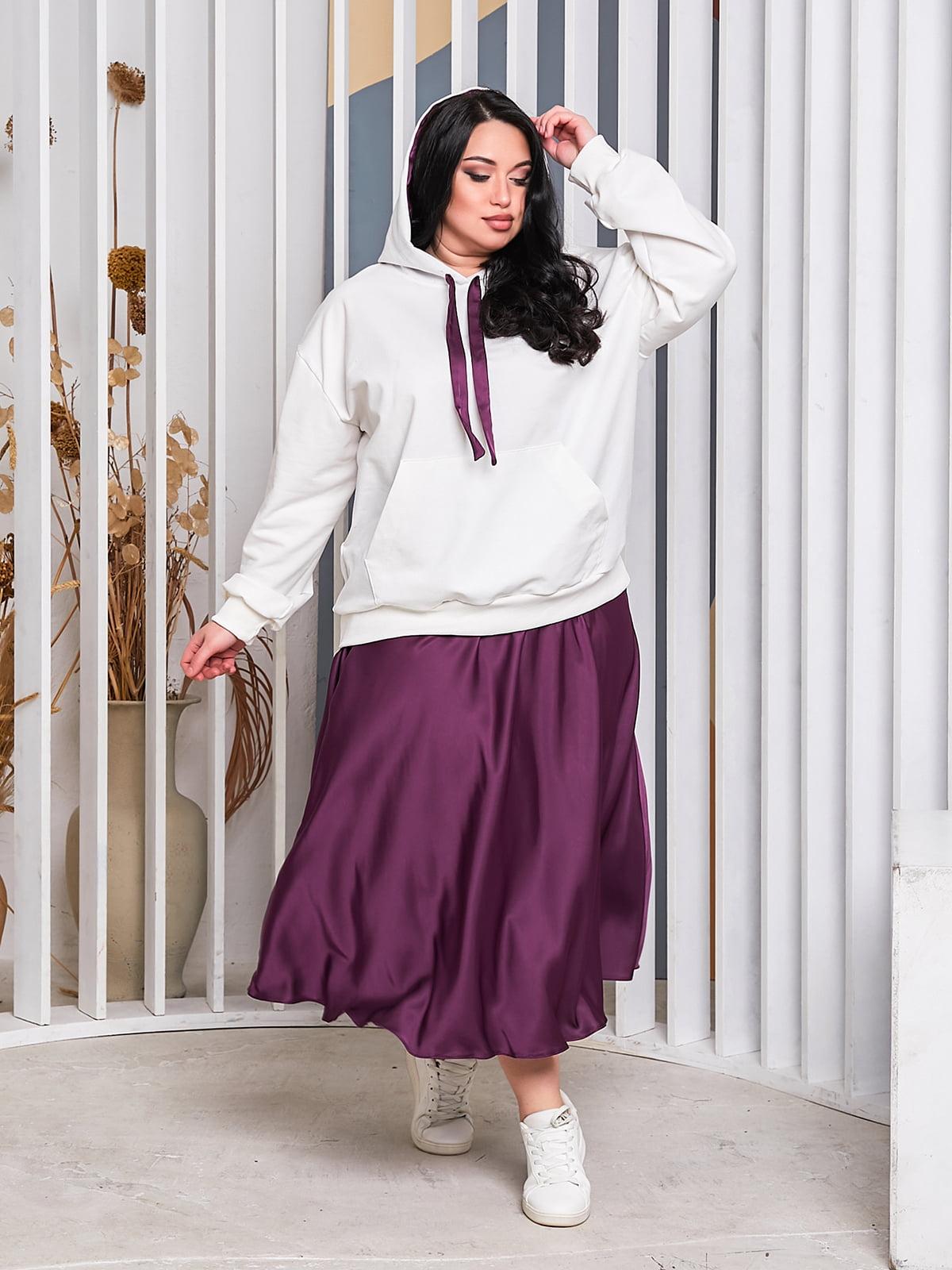Костюм: худи и юбка | 5715229
