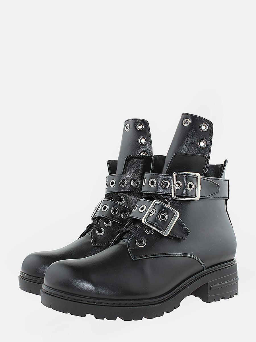 Черевики чорні | 5710207