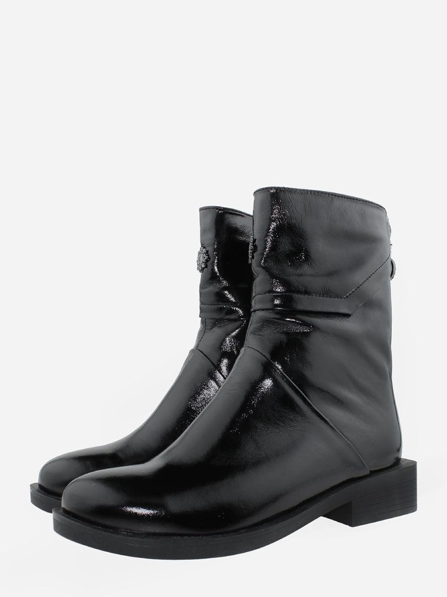 Черевики чорні | 5715680