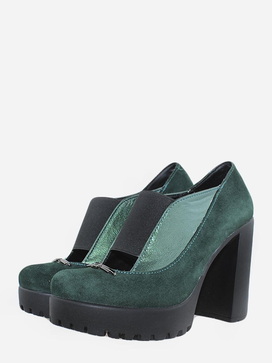 Туфлі зеленого кольору   5715839