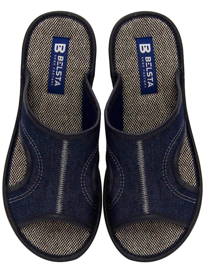 Тапочки синие | 5716591