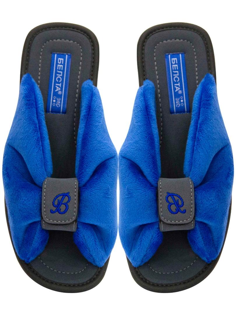 Тапочки синие | 5716598