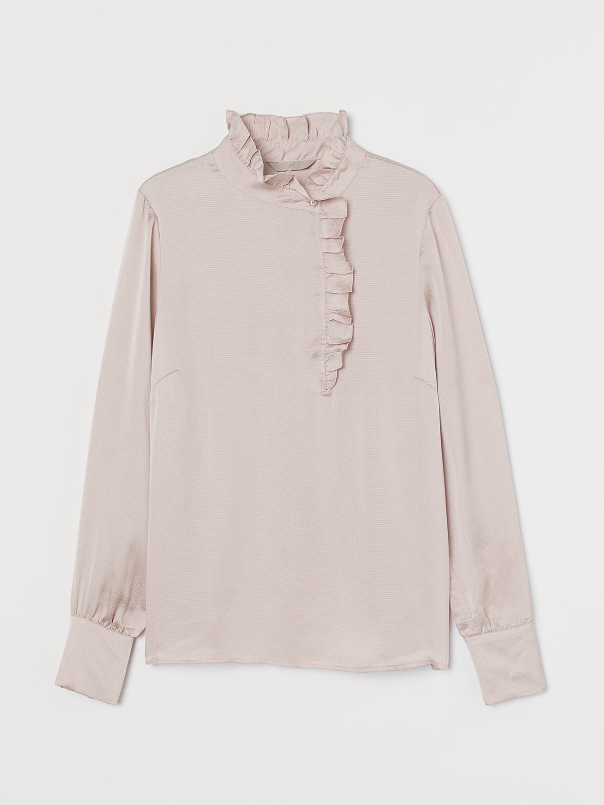Блуза бежевого цвета | 5702520
