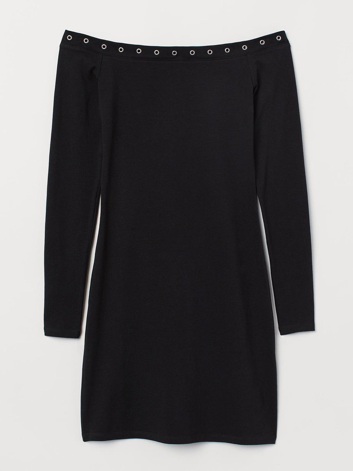 Платье черное | 5702717
