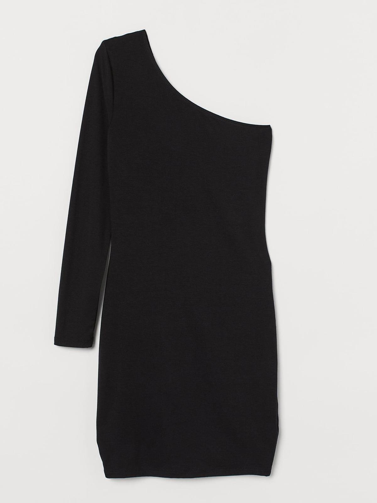 Платье черное | 5702727