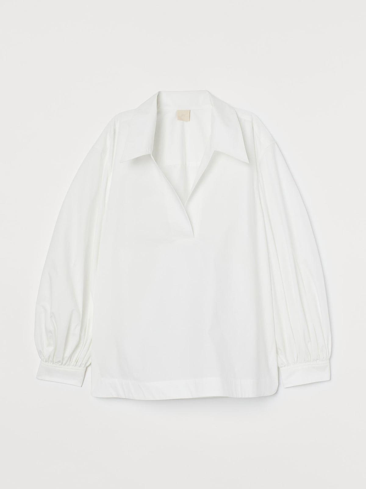 Рубашка белая   5702847