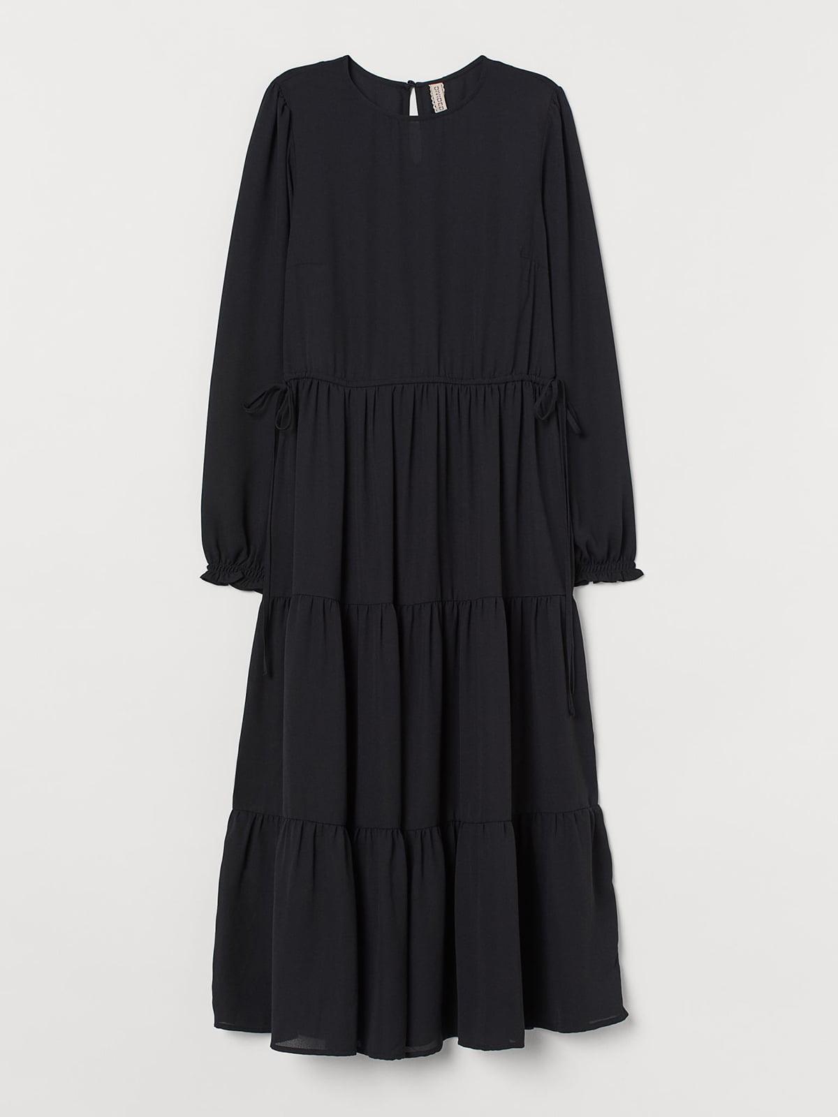 Платье черное | 5702850