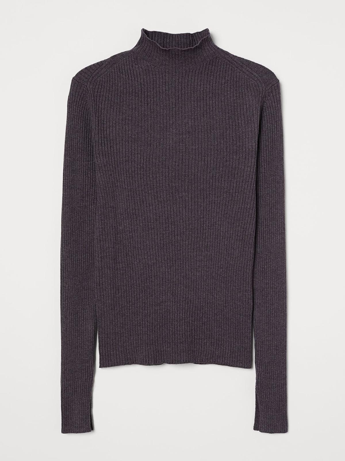 Джемпер фиолетовый   5702910
