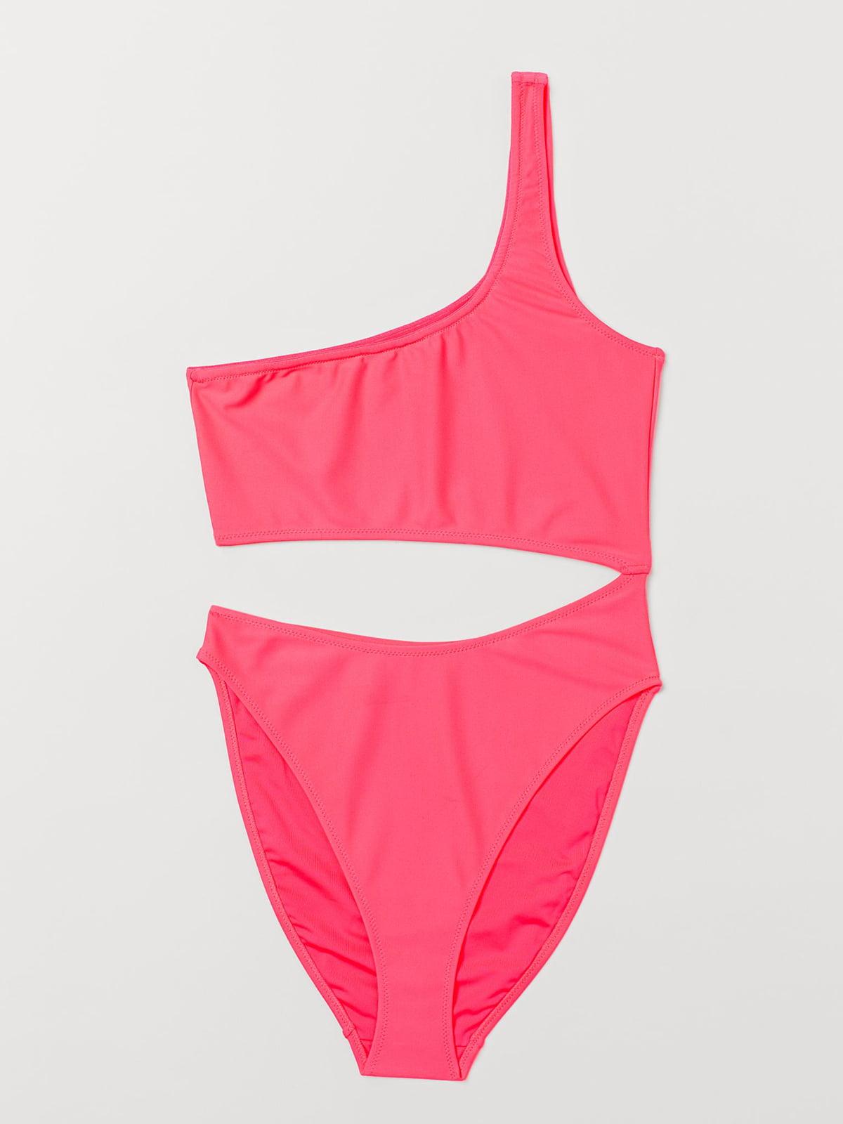 Купальник розового цвета | 5702961