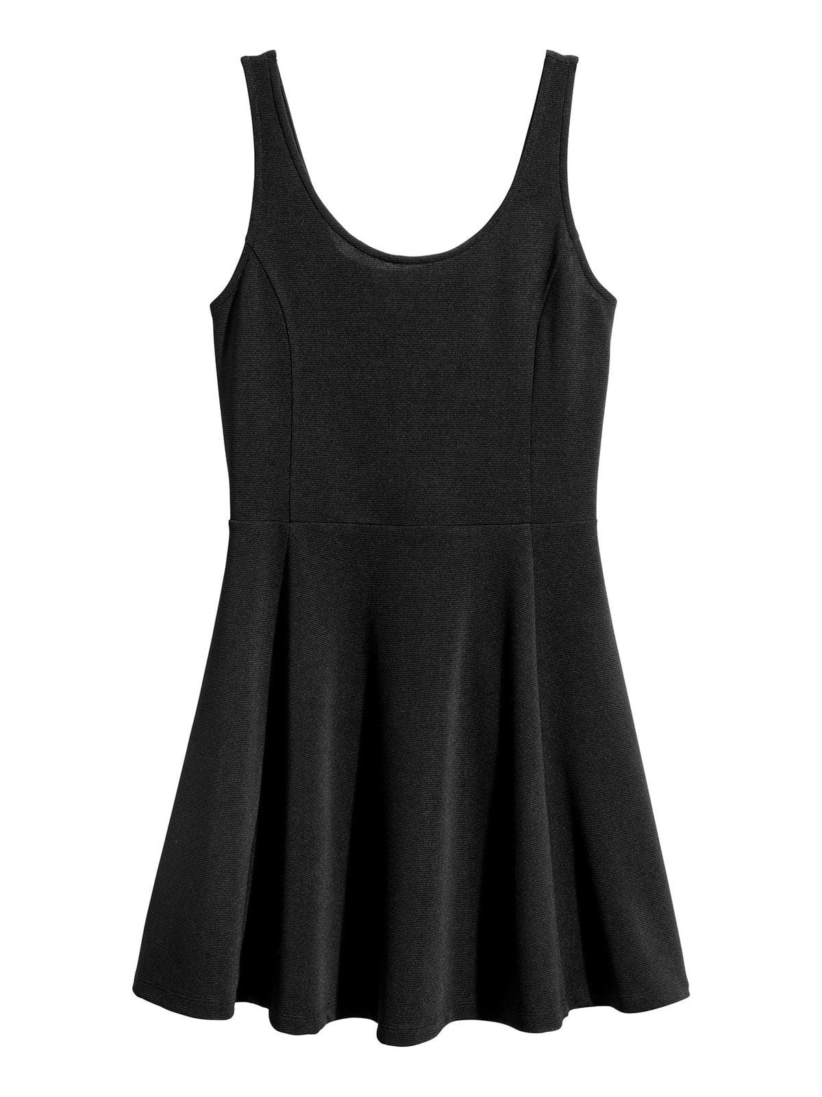 Платье черное | 5707231