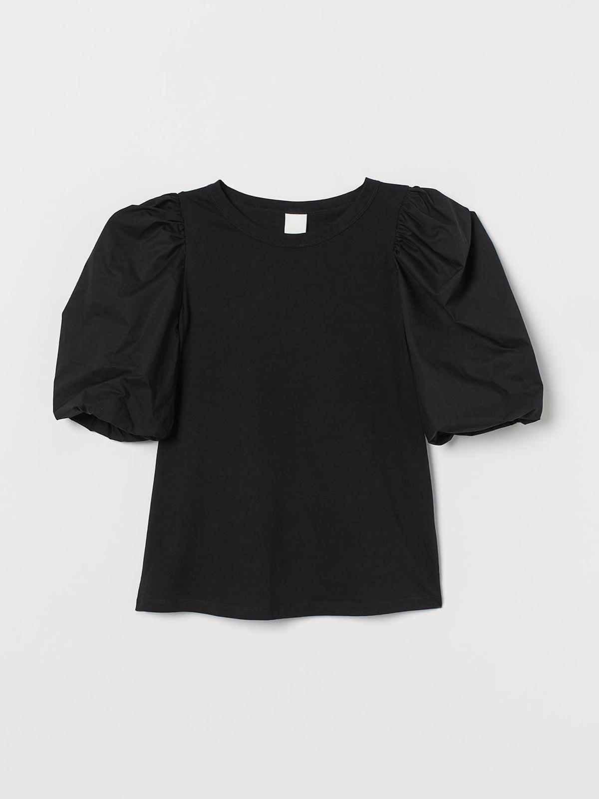 Футболка чорна | 5710173