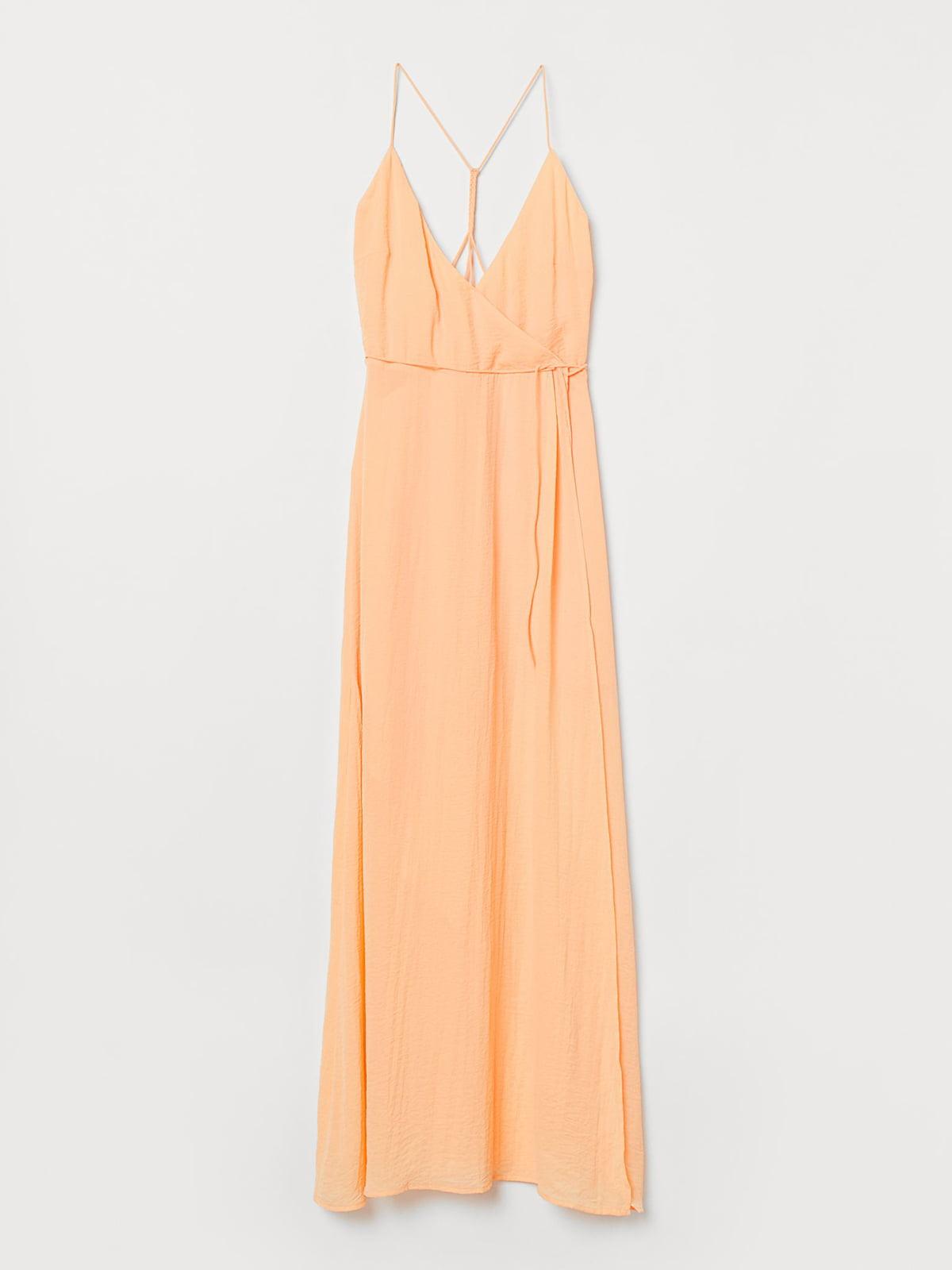 Сарафан персикового цвета | 5716957