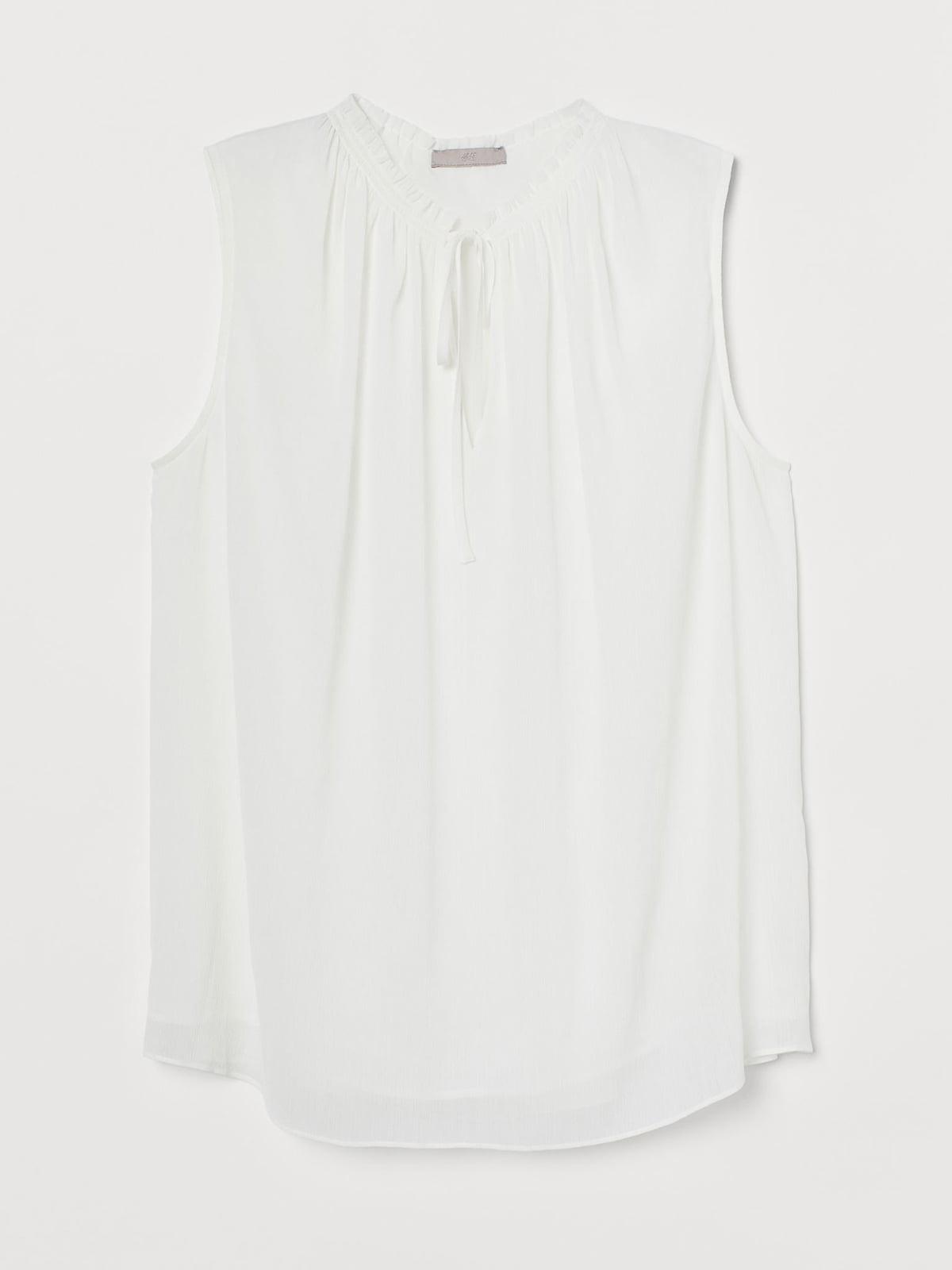Блуза белая | 5716993