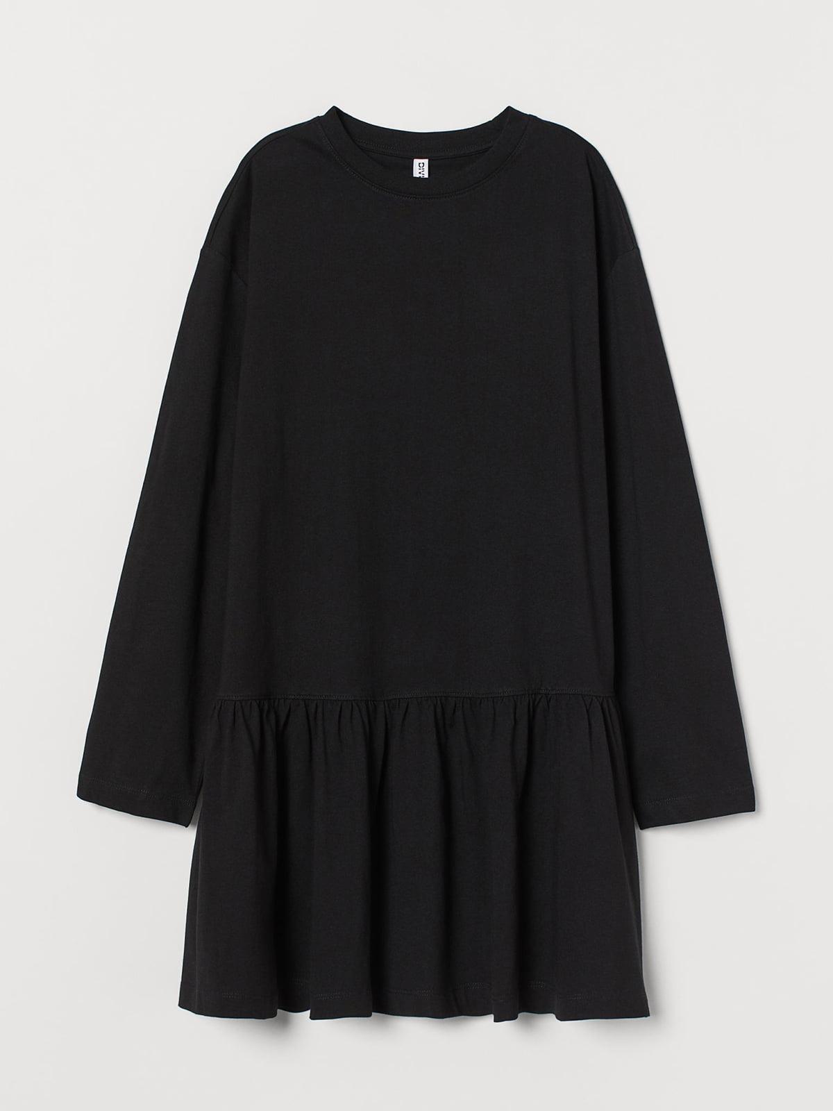Платье черное | 5717022