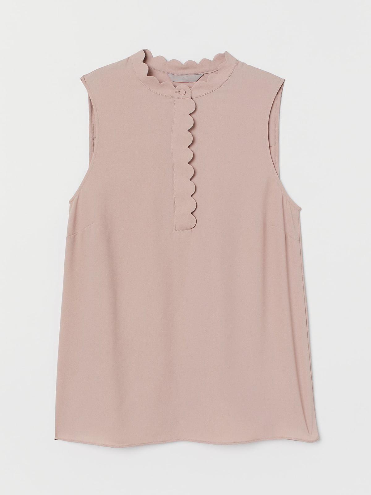 Блуза цвета пудры   5717048