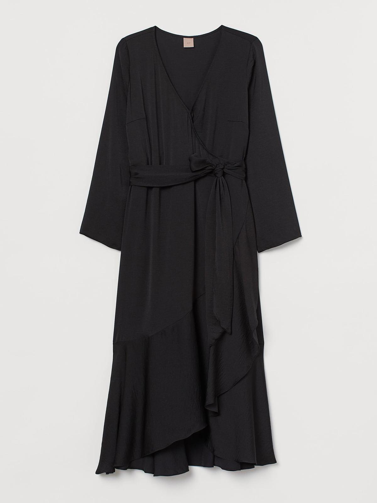 Платье черное | 5717862